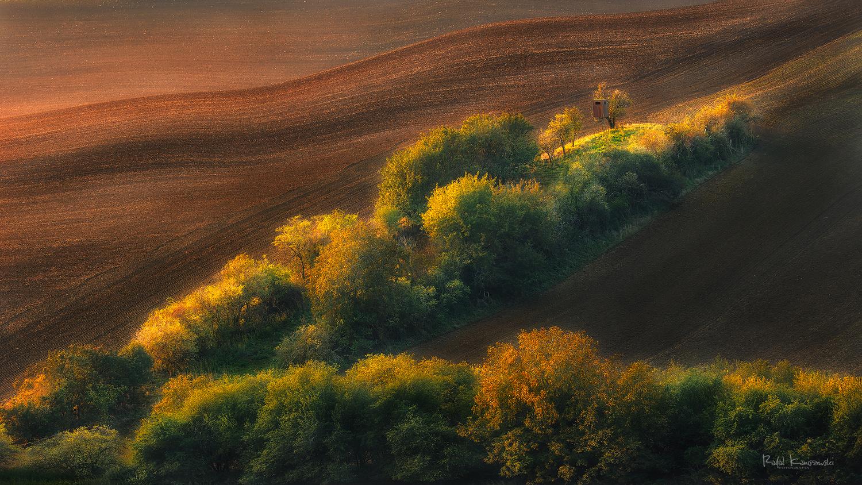 Moravian fields by Rafal Kani