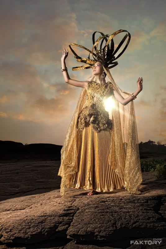 Sun Goddess by Image Faktory