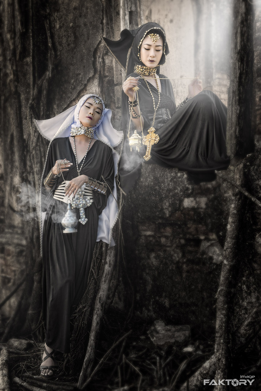 The Nuns by Image Faktory