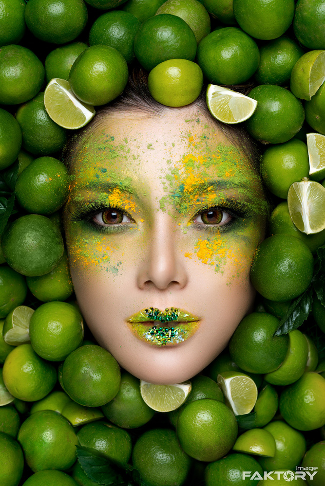 LIME  by Image Faktory