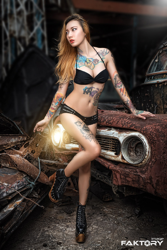 Inked  by Image Faktory