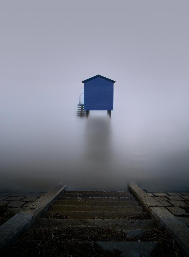 The Hut by Michael Clarke