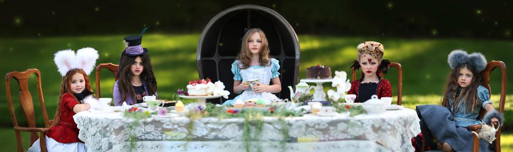 tea time by Katie Andelman