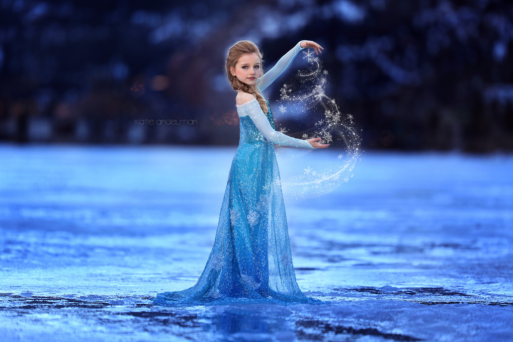 Elsa by Katie Andelman