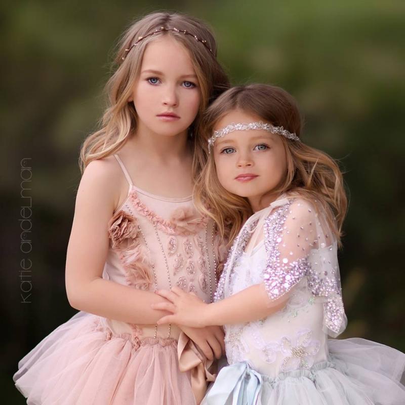Sweet sisters by Katie Andelman