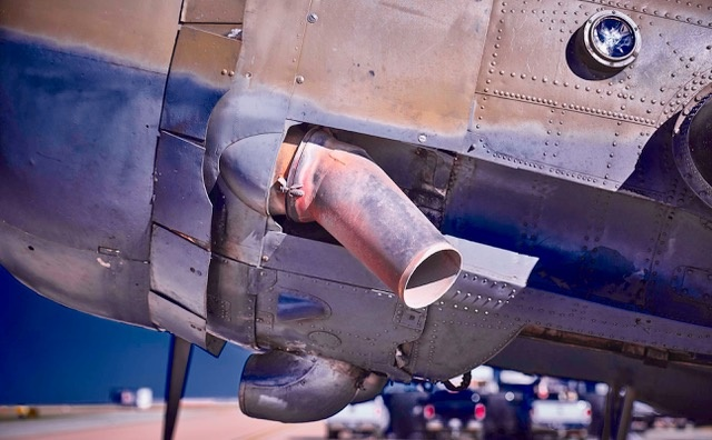 Classic Exhaust by Mark Mathews