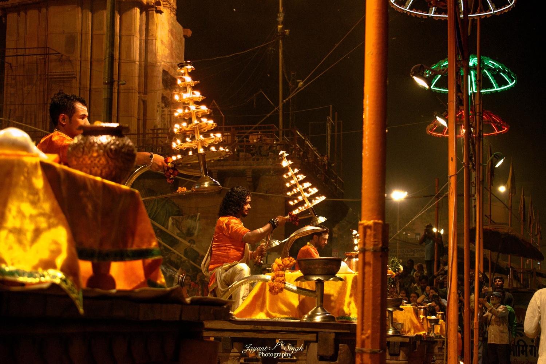 Ganga Aarti by Jayant Kumar Singh