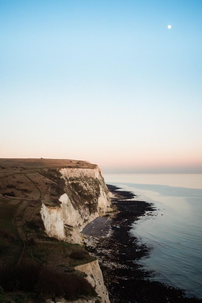White Cliffs of Dover by Jason Ryan