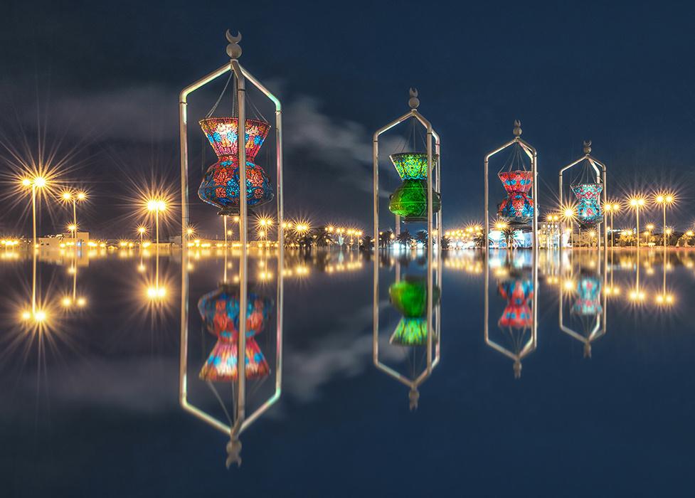 LANTERNS by Hanaa Turkistani