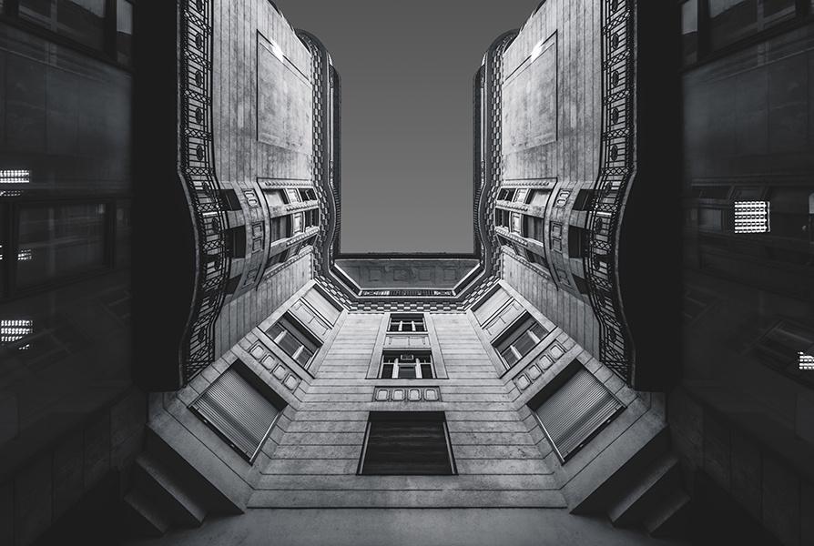 BUDAPEST ARCHITECTURE by Hanaa Turkistani