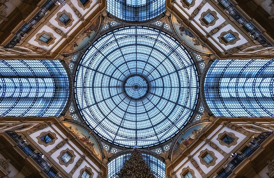 Galleria Vittorio Emanuele II by Hanaa Turkistani