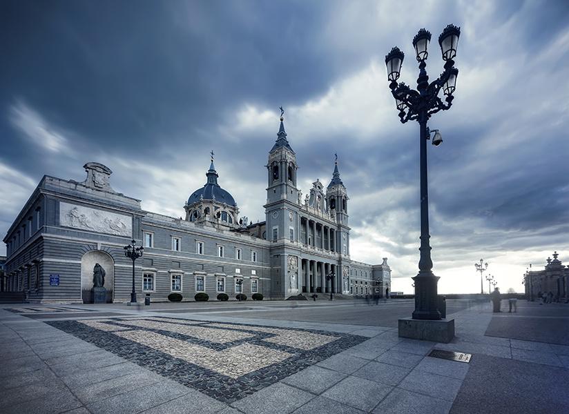 la Almudena Madrid by Hanaa Turkistani