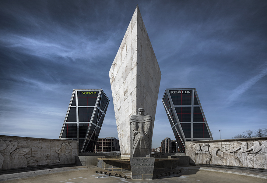 Gate of Europe by Hanaa Turkistani