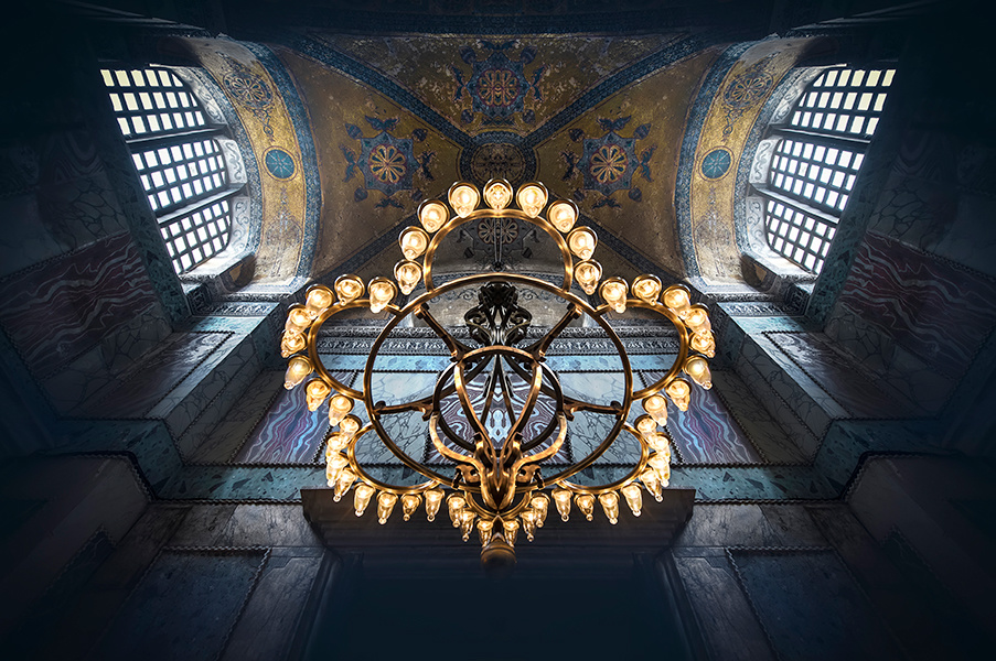 Hagia Sophia Istanbul by Hanaa Turkistani