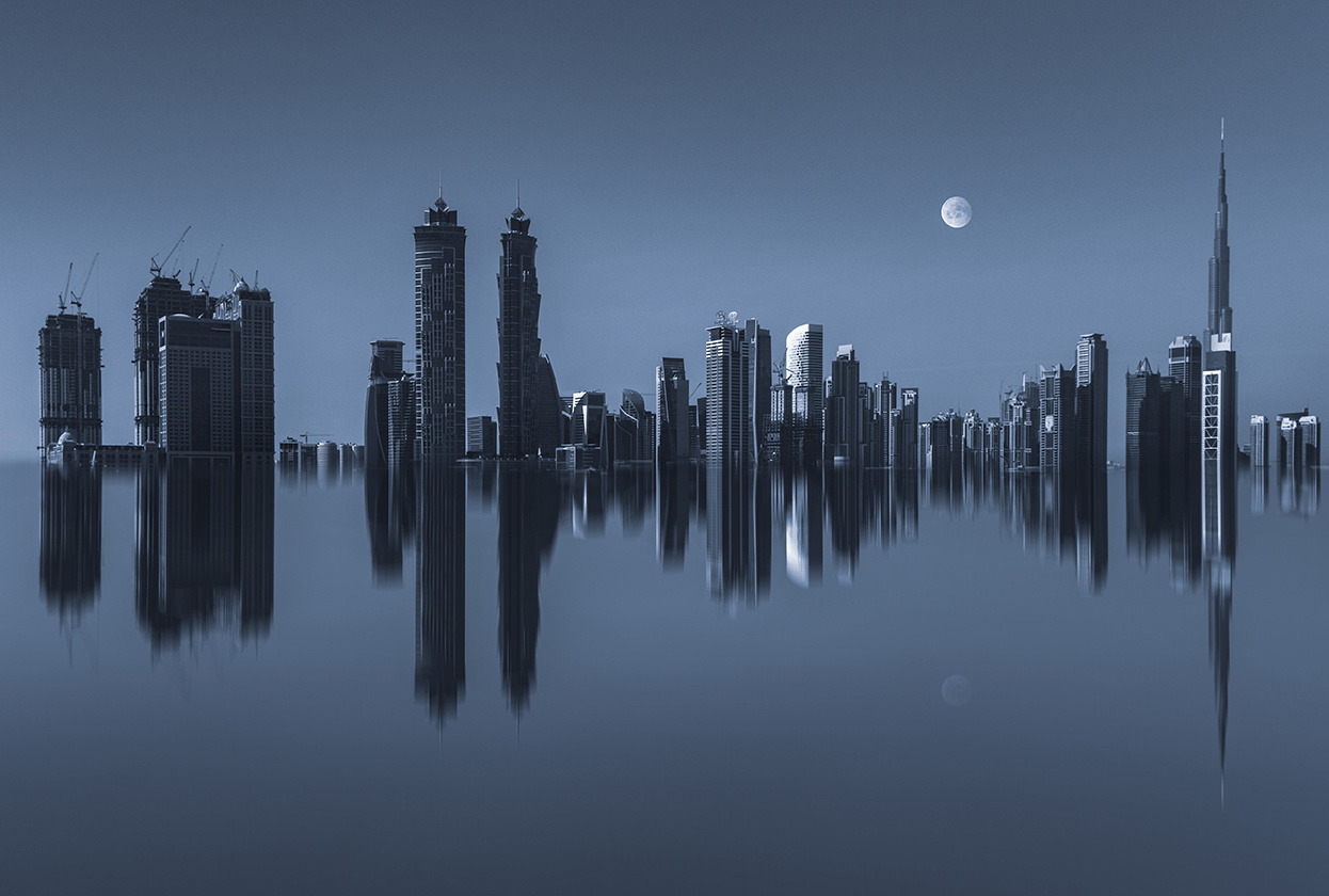 Skyscrapers by Hanaa Turkistani