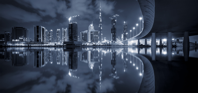 Panoramic View by Hanaa Turkistani