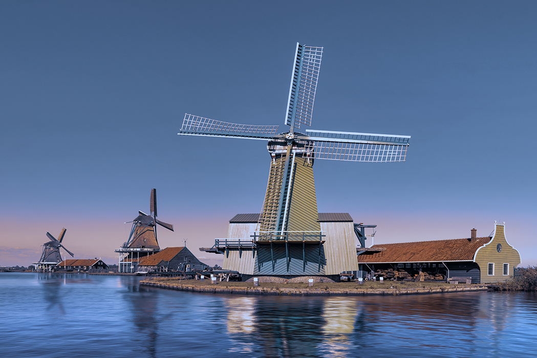Zaanse Schans by Hanaa Turkistani