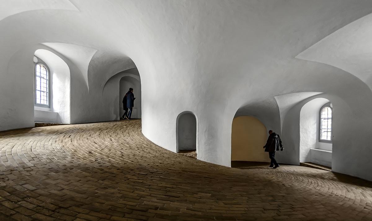 The Round Tower by Hanaa Turkistani