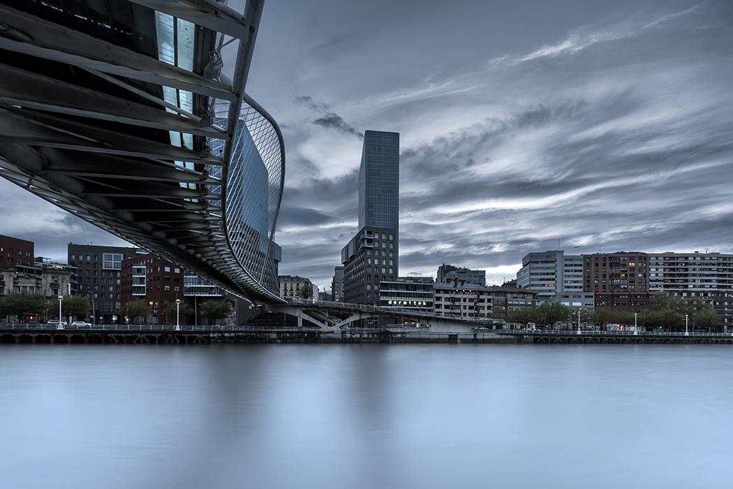 Bridge 2 Towers ! by Hanaa Turkistani