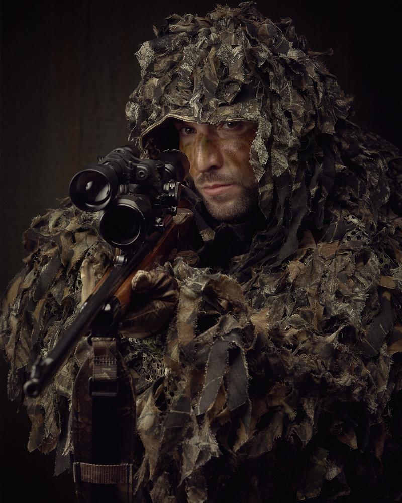 Hunter by Dan Lubbers