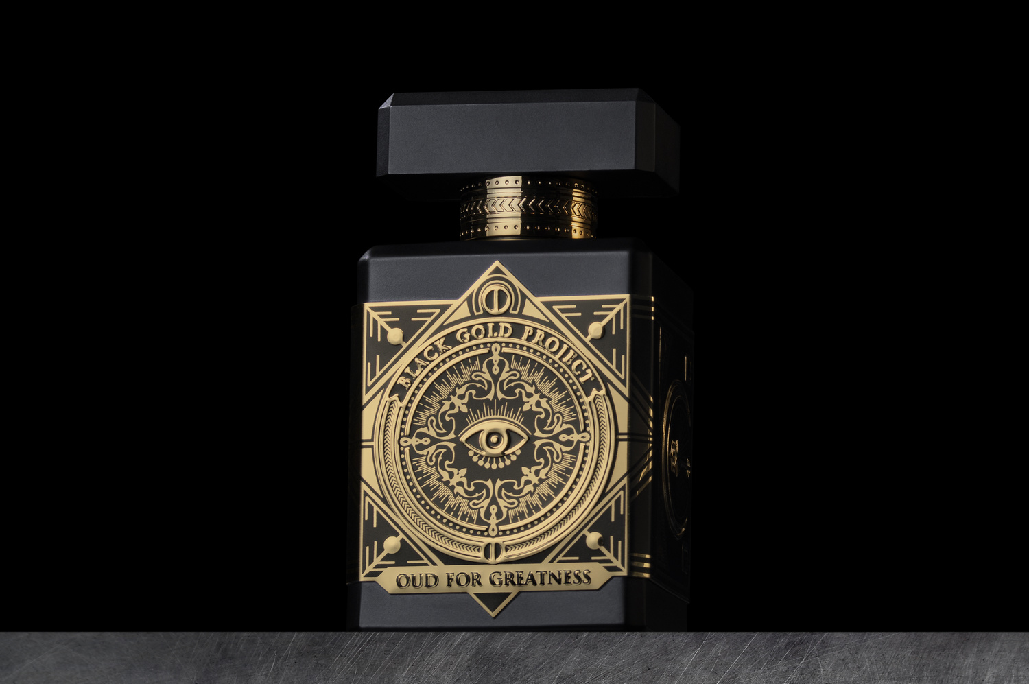 Black Gold Project - Oud for Greatness by Stefano Barcella
