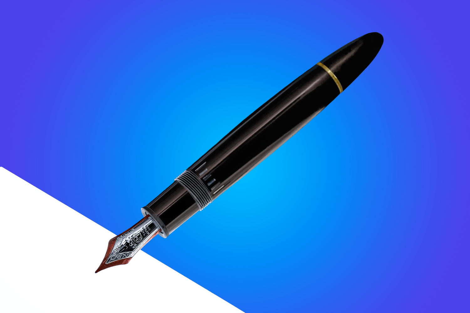 Montblanc Fountain Pen by Stefano Barcella