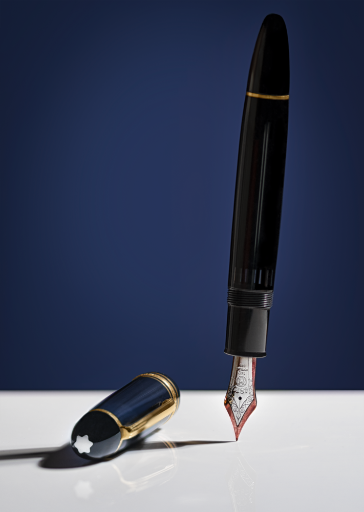 Montblanc 4810 by Stefano Barcella