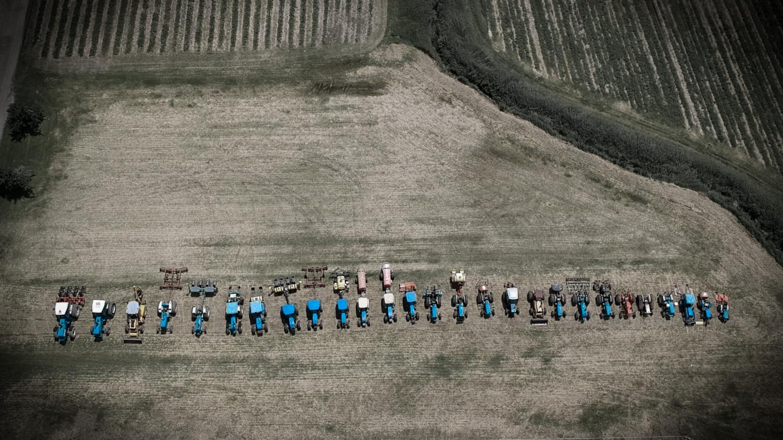 A Farmer's Tribute by Zach Holmes