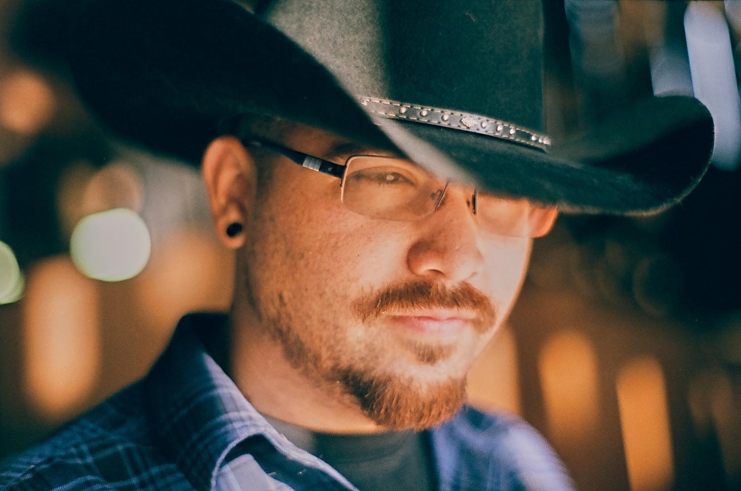 Cowboy by David Patton