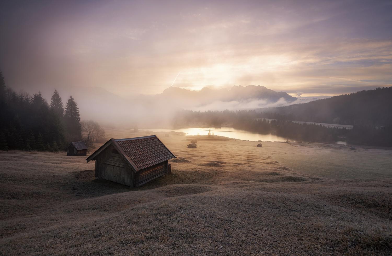 Geroldsee by Michael Bottari