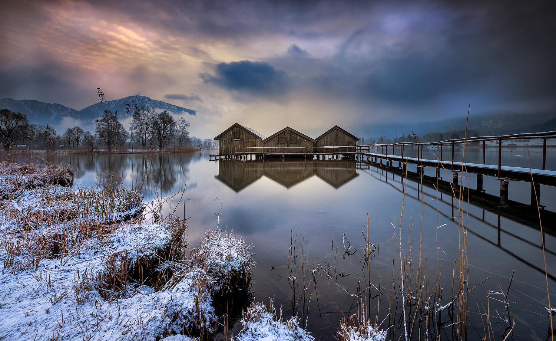 Wintermorning by Michael Bottari