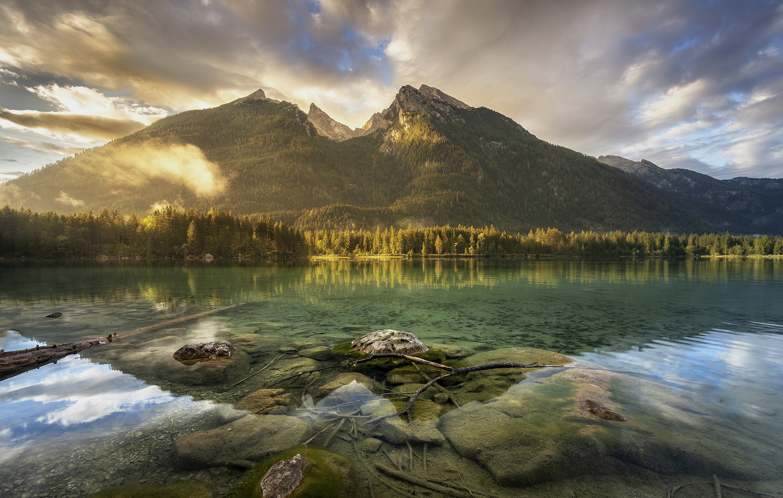 Mountain Hochkalterer by Michael Bottari