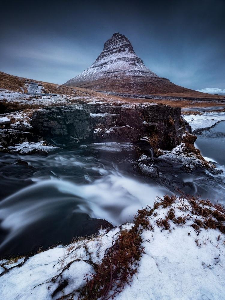 Iconic Kirkjufell by Efren Yanes