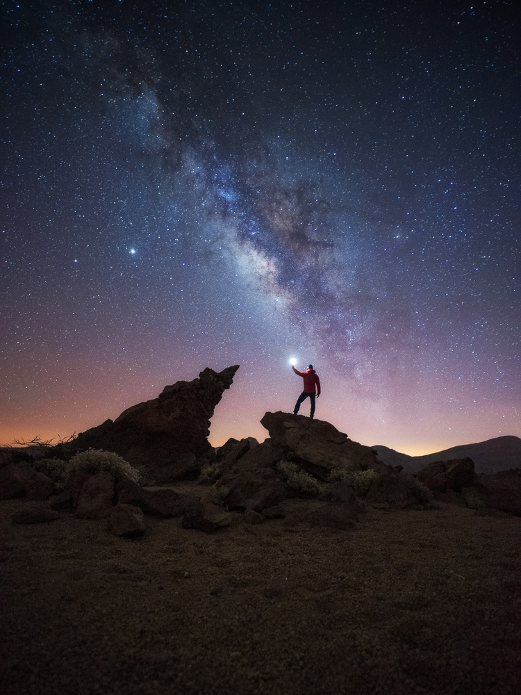 Secrets of the Teide National Park by Efren Yanes