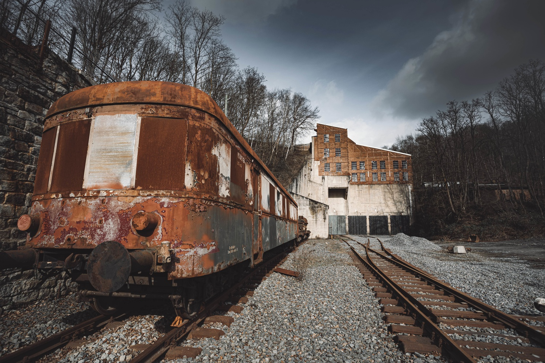 Lost Place Mine by Sebastian Dannenberg