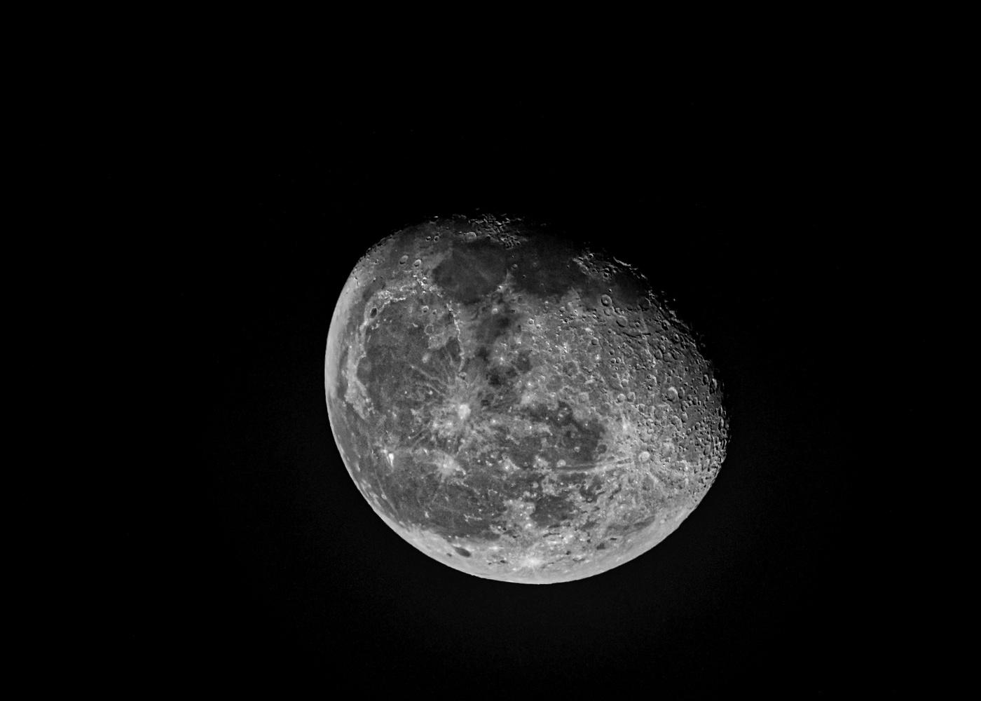 Moon by Sebastian Dannenberg
