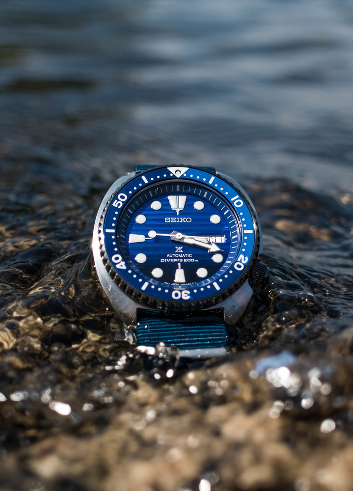 Soaked Seiko by True Mills