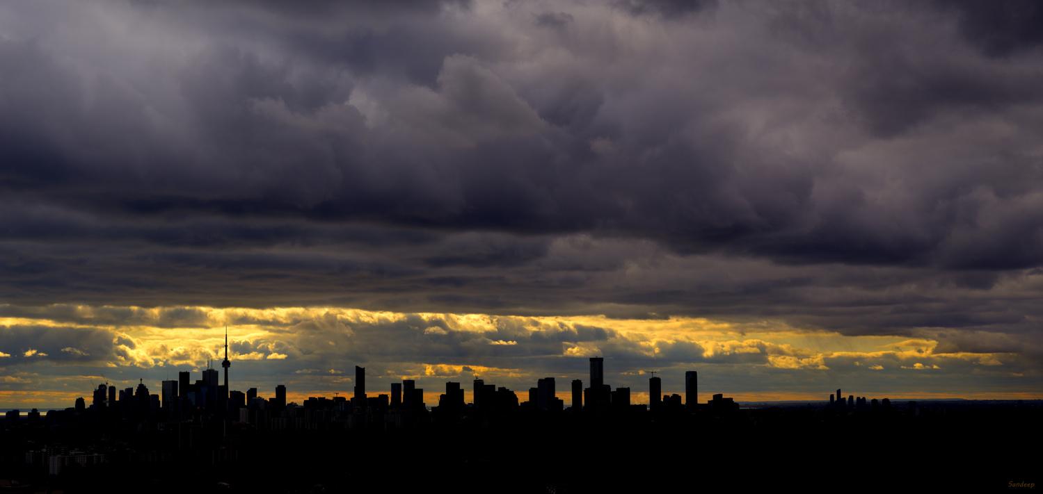 Storm by Sandeep Nigam