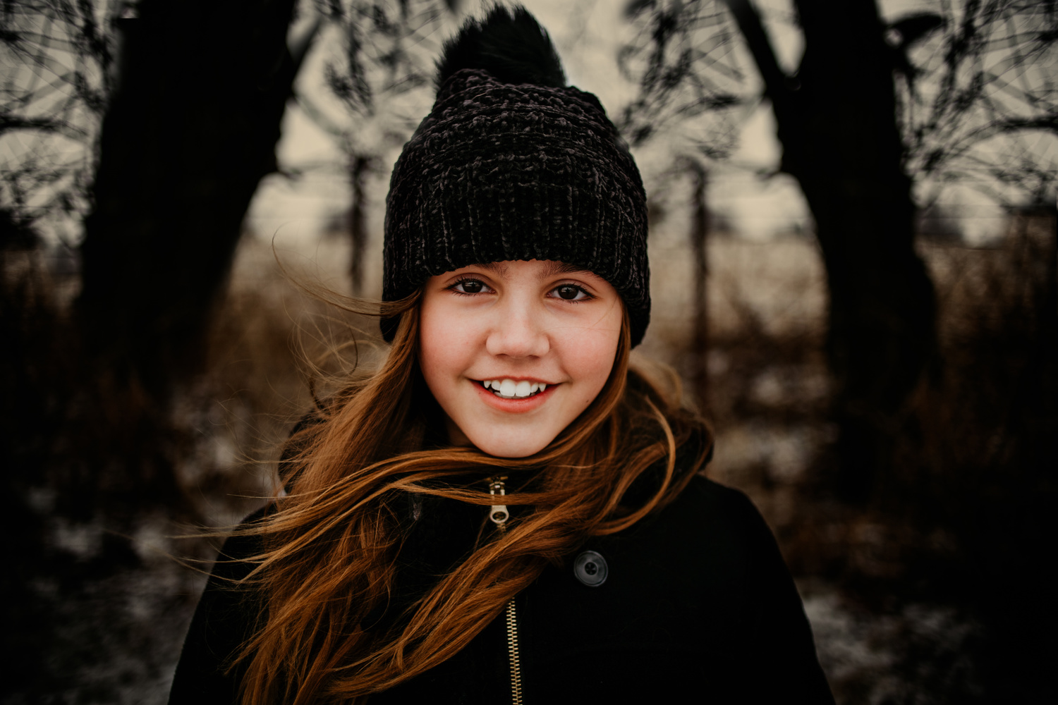 Windy Smile by Heather Wilson