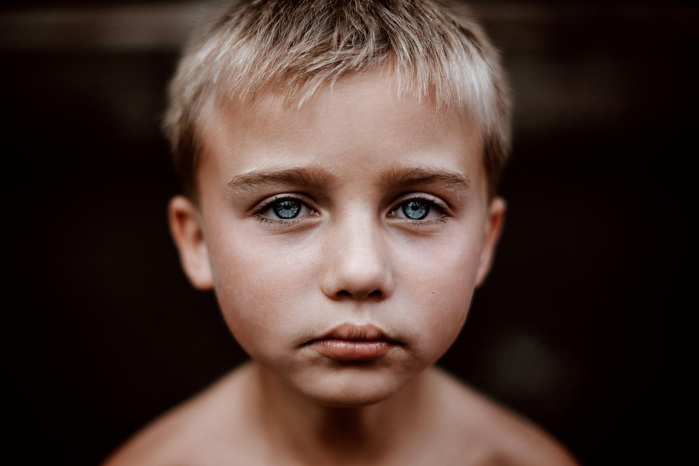Melancholy Boy by Heather Wilson