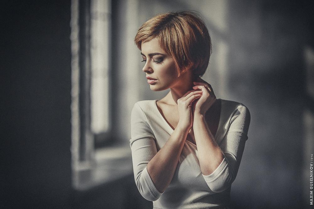Lydia by Maxim Guselnikov