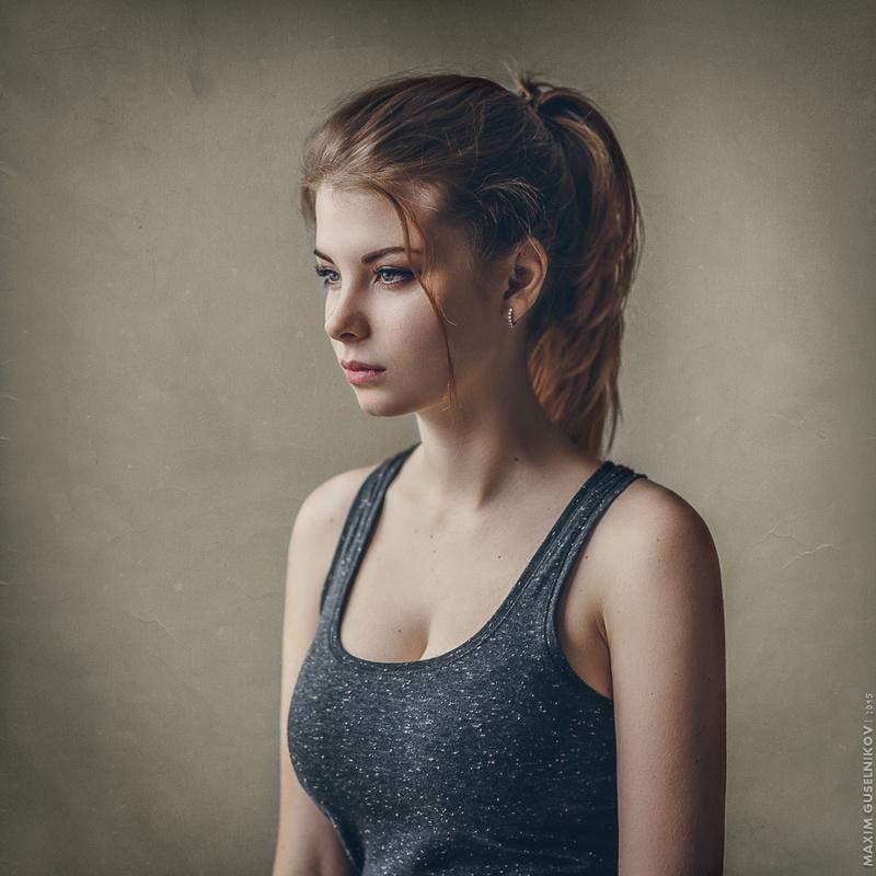 Irina by Maxim Guselnikov