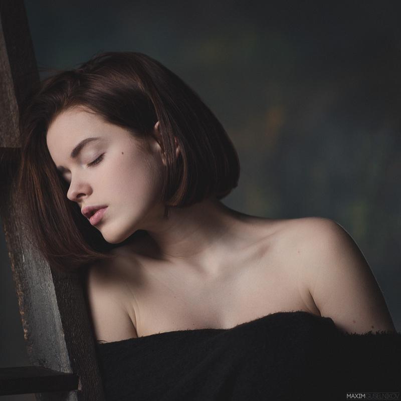 Alina by Maxim Guselnikov