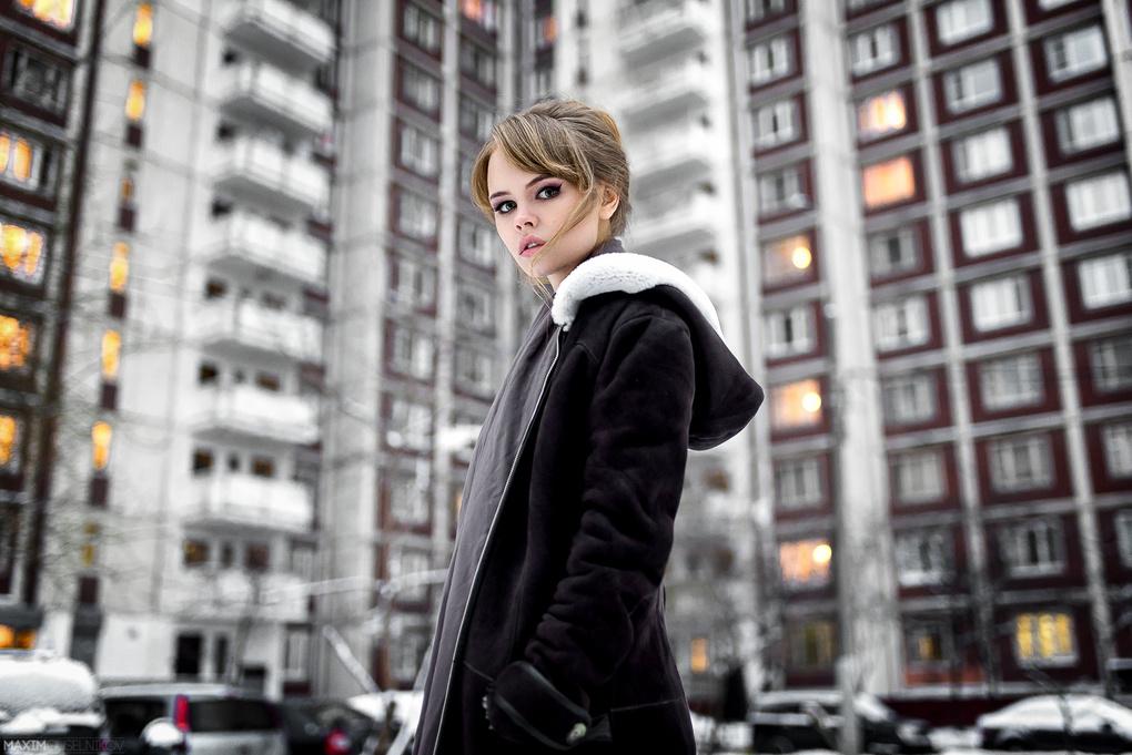 Anastasia by Maxim Guselnikov