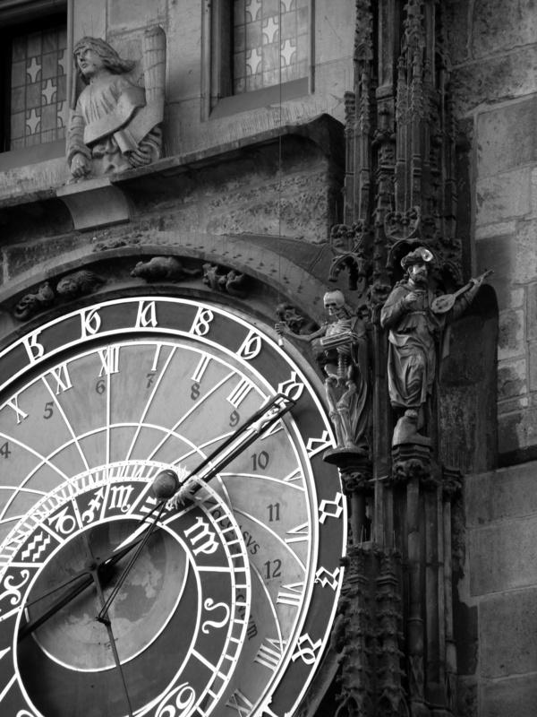 Time for Prague by Walton Ciferri