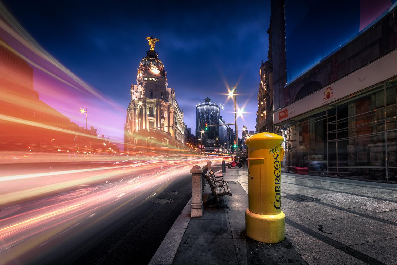 Metropolis by Eneko Guerra