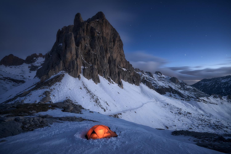 mountains dreams by carlos gonzalez