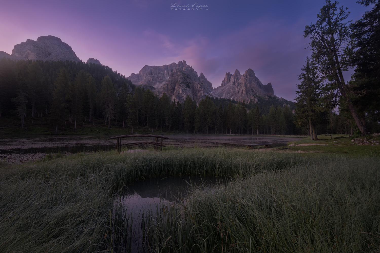 Lago antorno by David Garcia