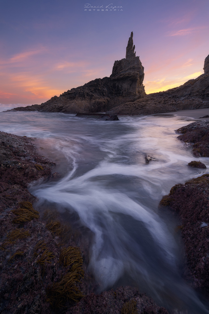 sunrise at El Pico by David Garcia