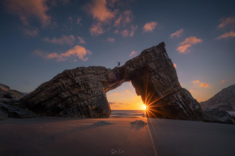 The arch by David López García
